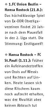 Hansa & die Antifa? - Ausschnitt aus dem Antiberliner 23/2009